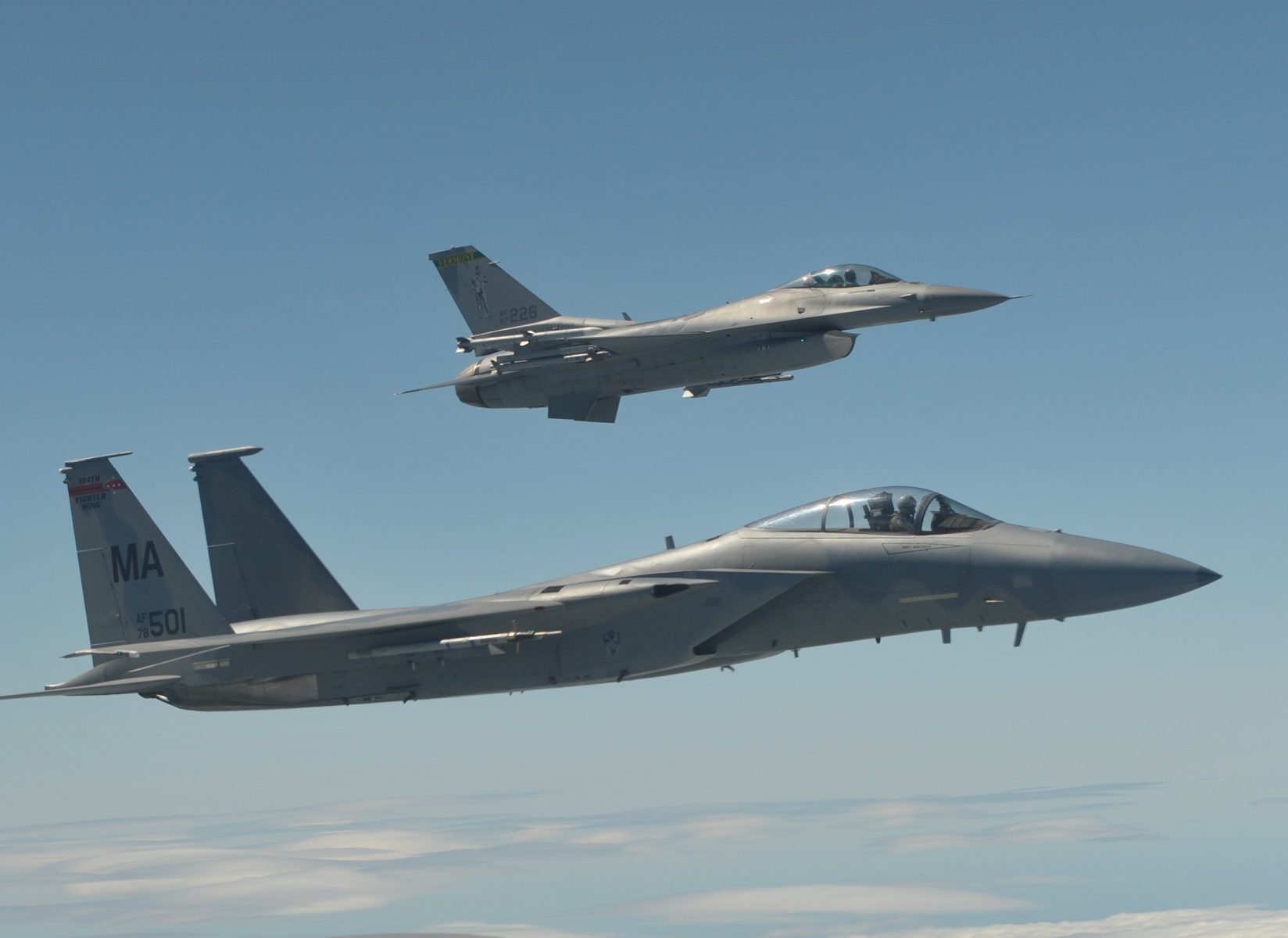 104th Fighter Wing to Conduct Hot Pit Flying Refueling