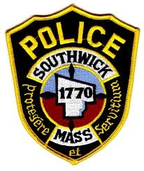 Southwick Police Department. (WNG File Photo)