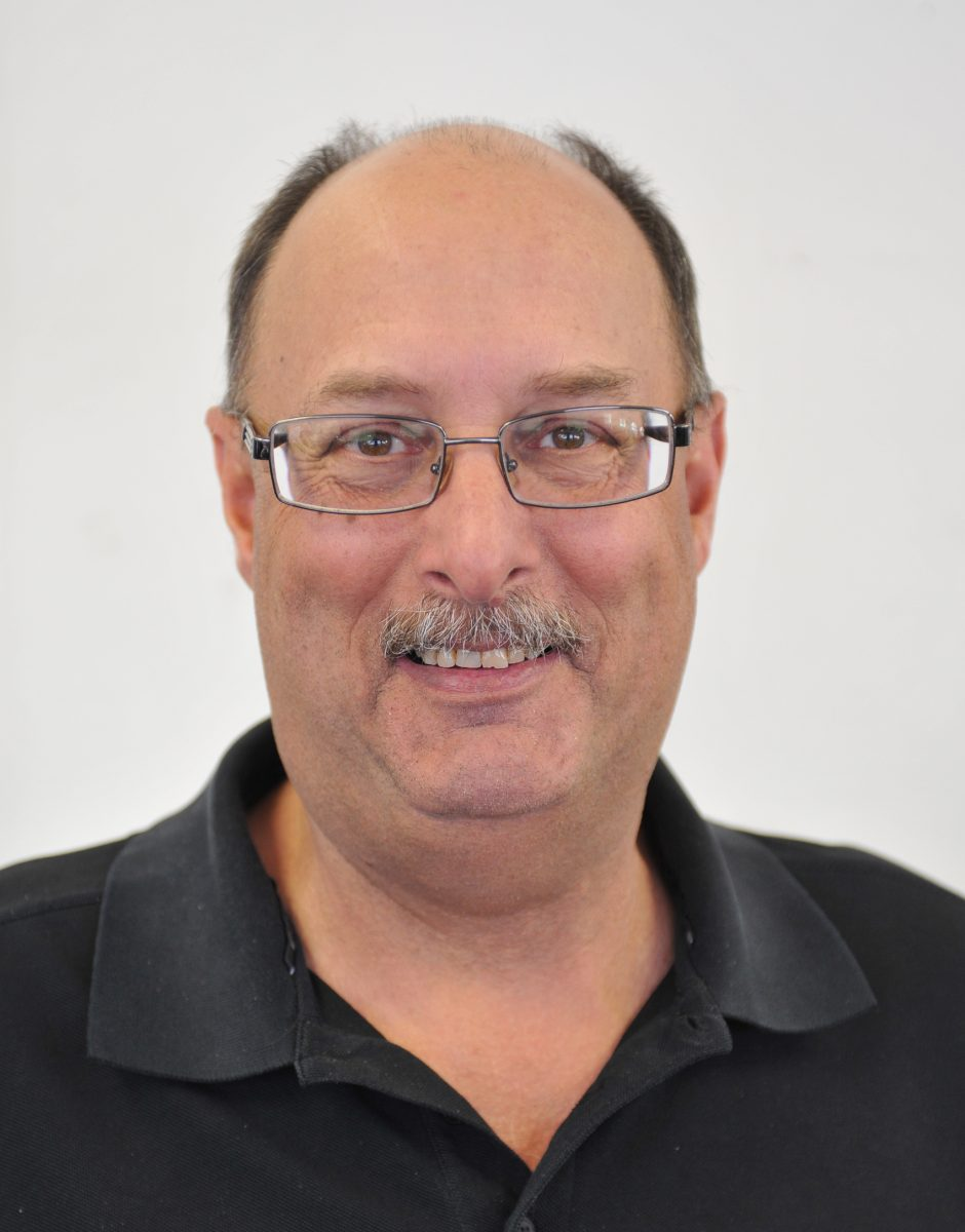 Ward 2 Councilor Ralph Figy
