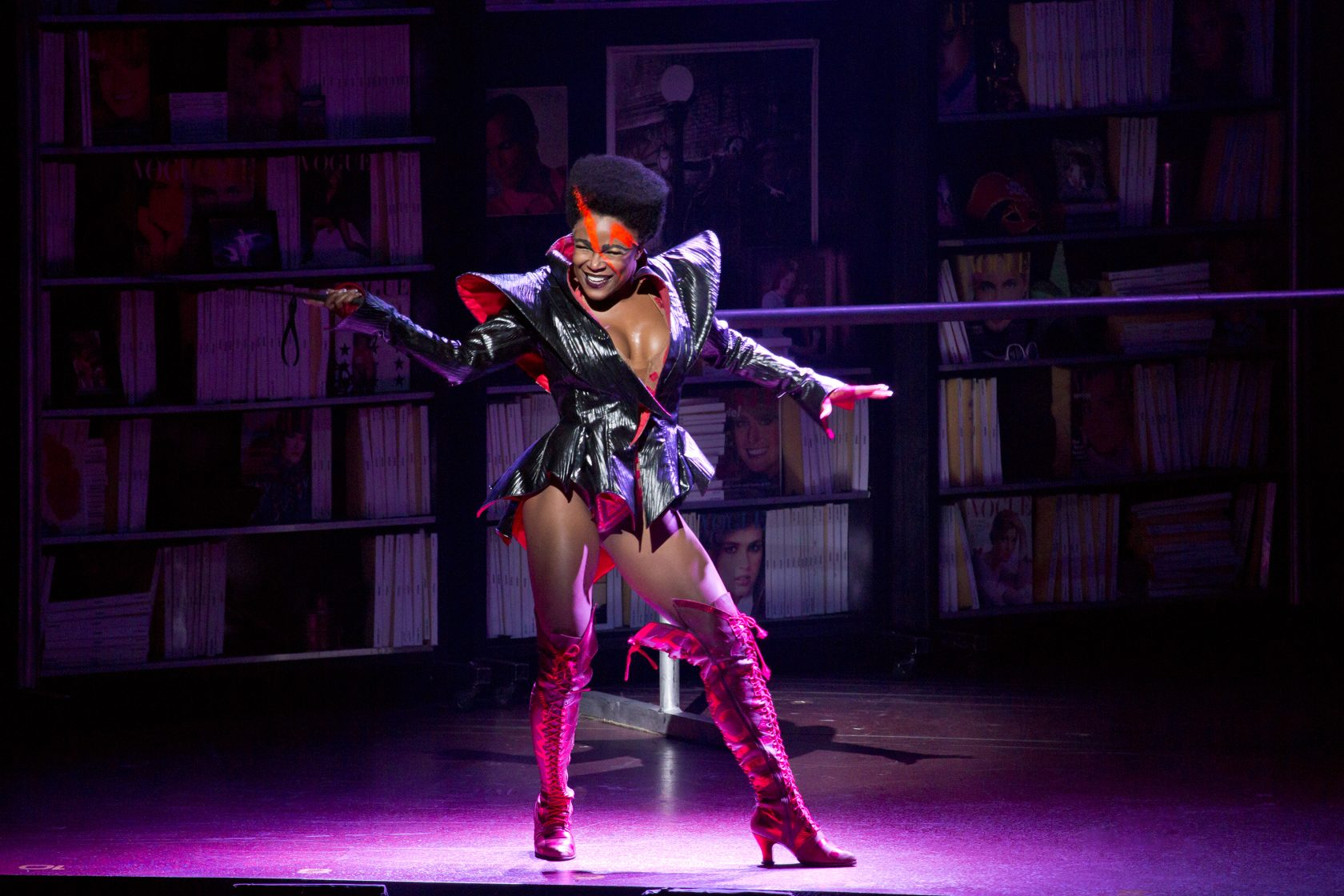 "Review: ""Flashdance: The Musical"" at Hartford's Bushnell ..."