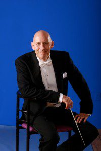 Springfield Symphony Orchestra Music Director Kevin Rhodes