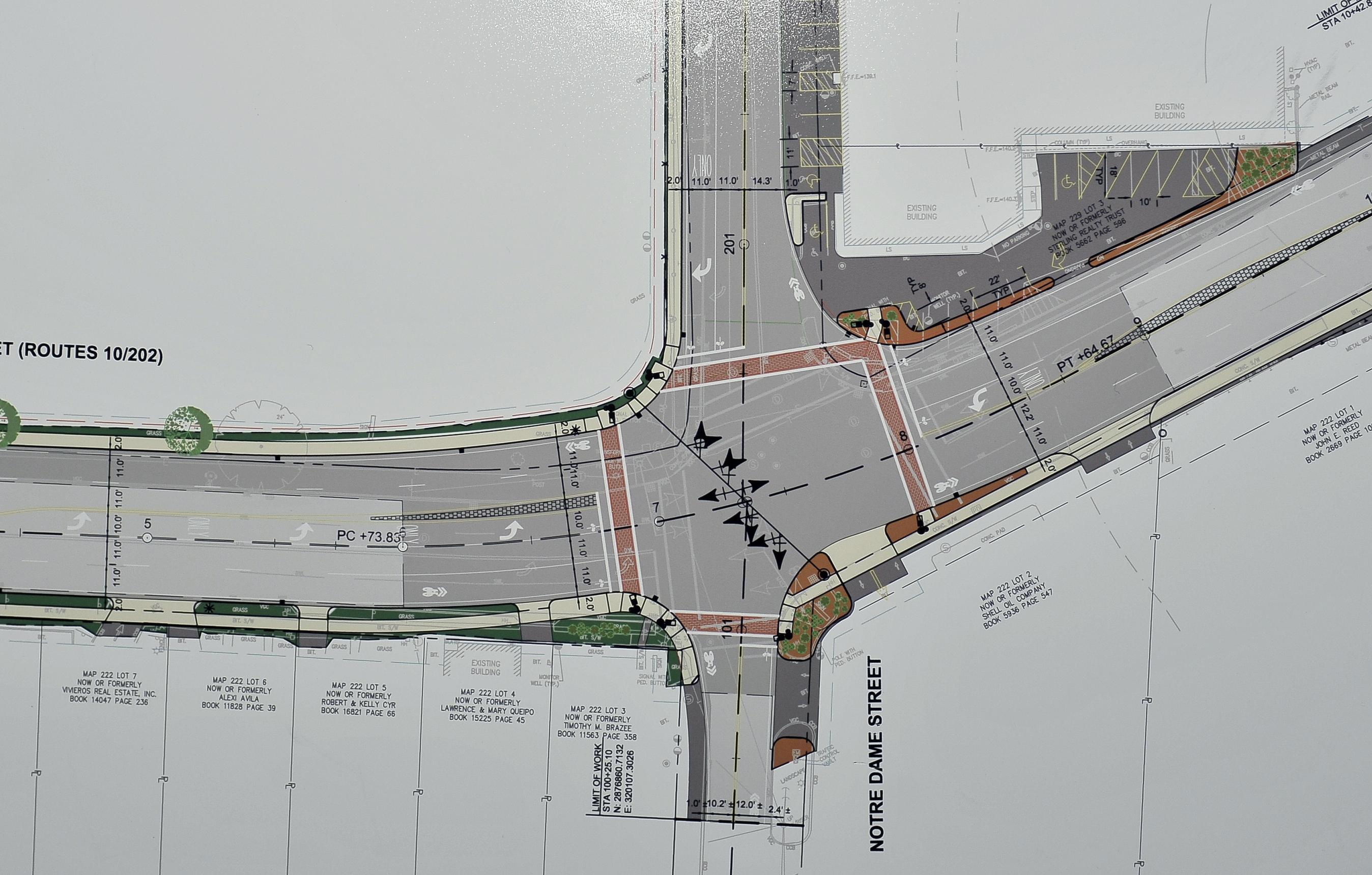 North Elm – Notre Dame Construction Update