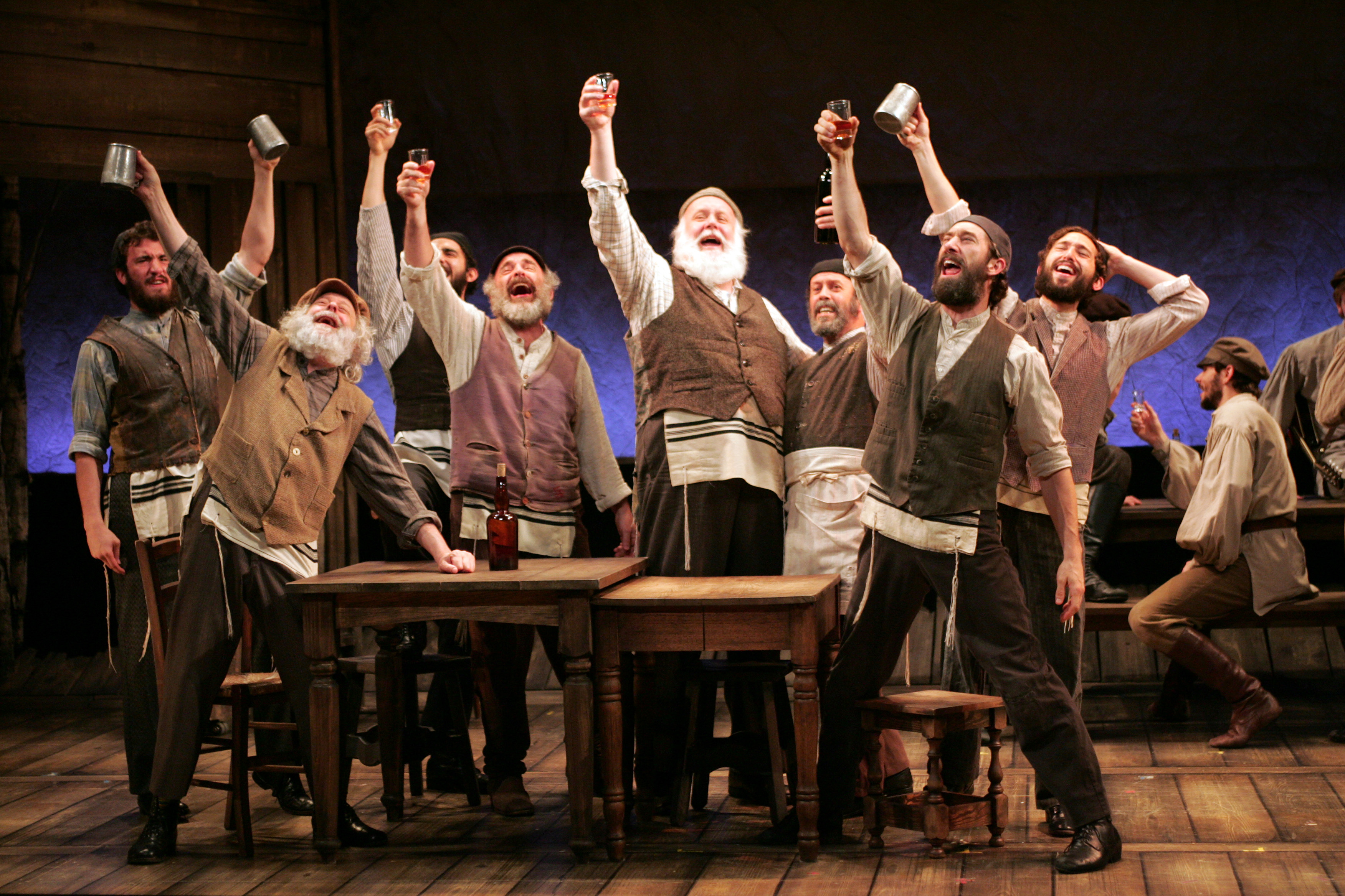 """""""Fiddler on The Roof"""" at Goodspeed 