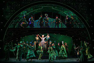 """Wicked"""" flies into Hartford. (Photo by Joan Marcus)"""