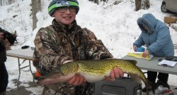 'Holey Moses! Ice Fishing Derby' returns