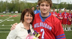 Tierney nets All-American lax honors