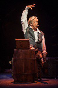 Jeff McCarthy in Barrington Stage Company's Man of La Mancha. (Photo by Kevin Sprague)