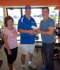 Community couple gives back