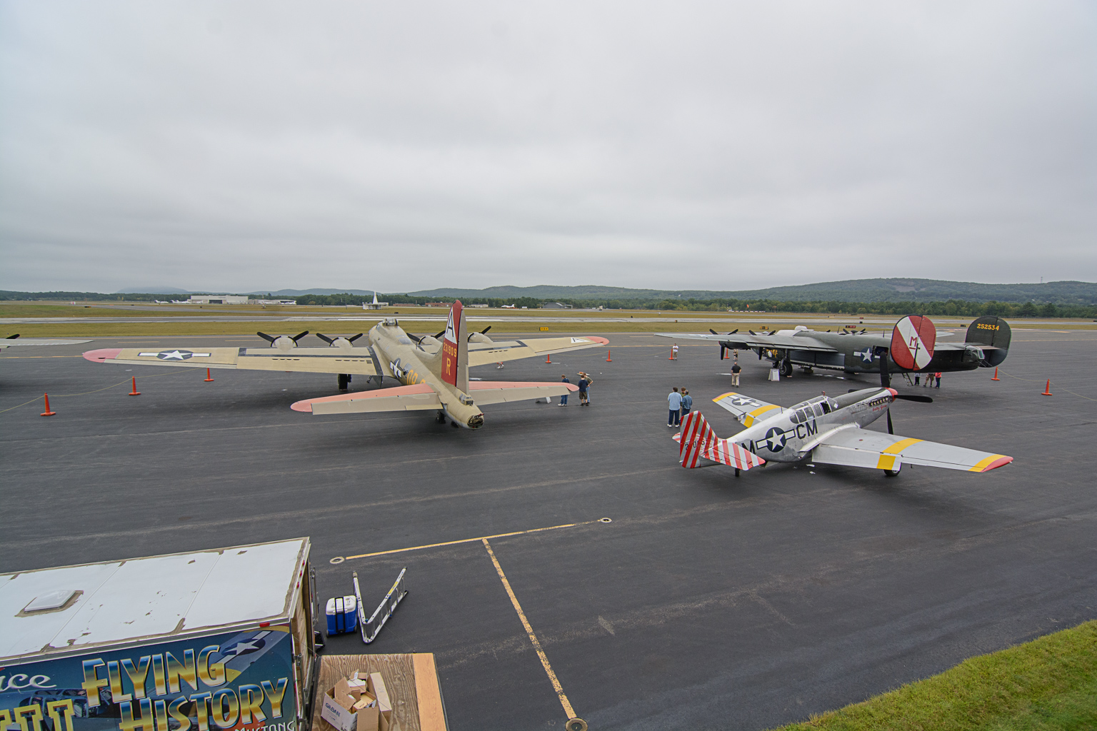 Wings of Freedom Tour at Barnes Airport | The Westfield ...
