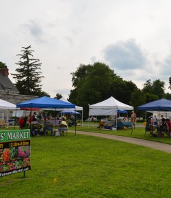 Farmers' Market Brimming With New Features