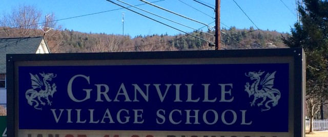 Study Of Granville Village School Considered The