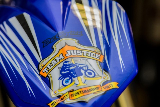 Team Justice MX Racing will benefit from a fundraiser at Roma Restaurant Jan. 30. Three team motorcycles were stolen this week, jeopardizing the 2016 race season.