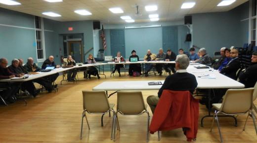 Task force prepares for hilltown budget battles