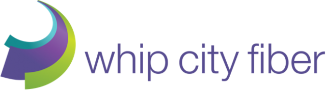 whip city fiber logo