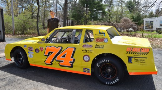 Racing Is In Michael's DNA