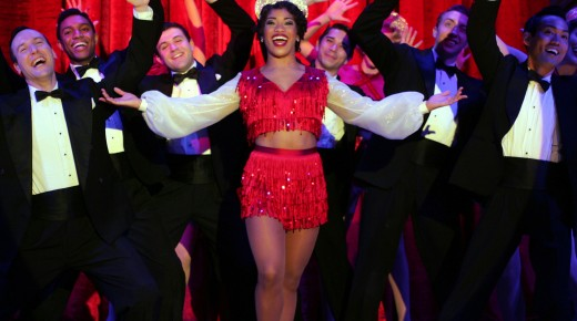 """Review: Goodspeed Stages """"Anything Goes"""""""