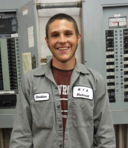 Technical Academy student wins gold at SkillsUSA state finals