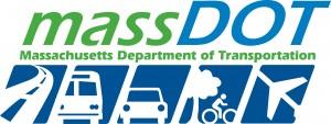 Mass DOT Formal Logo