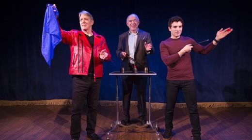 "Review: ""Presto ChangeO"" World Premiere at Barrington Stage"