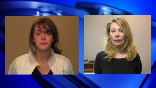 Ashley Shaul, and Tara Taft, Courtesy of Chicopee Police Department
