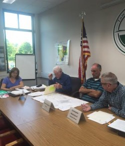 Board of Appeals denies petition request at public hearing