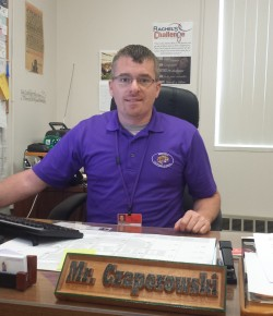 From the Desk of Stefan Czaporowski, Superintendent of Schools…