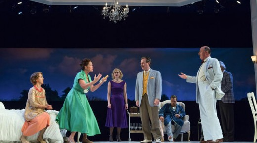 "Review: ""Cat on a Hot Tin Roof"" at Berkshire Theatre Group"