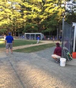 Westfield American and Easthampton matchup features a walk-off home run