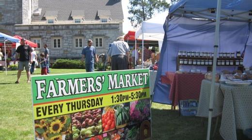 Farmer's Market Winner