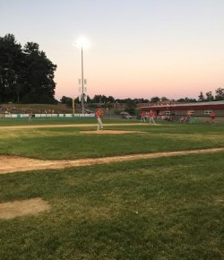 "Westfield National 12-year-old's compete at ""Mini-Fenway"""