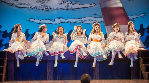 "Review: ""Pirates of Penzance"" at Barrington Stage"