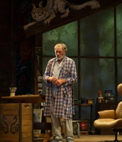 "Review: World Premiere: Judd Hirsch in""The Stone Witch"" at Berkshire Theatre Group"
