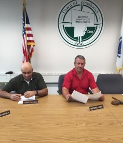 Conservation Commission discusses disc golf facility