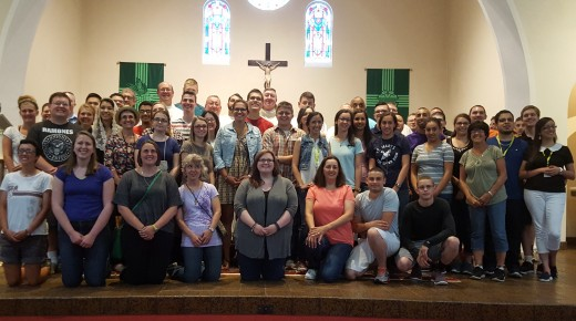 Westfield Catholics traveling to Poland