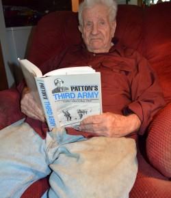 WWII Vet Recalls the Battle of Falaise Pocket