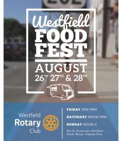 Westfield Food Fest This Weekend