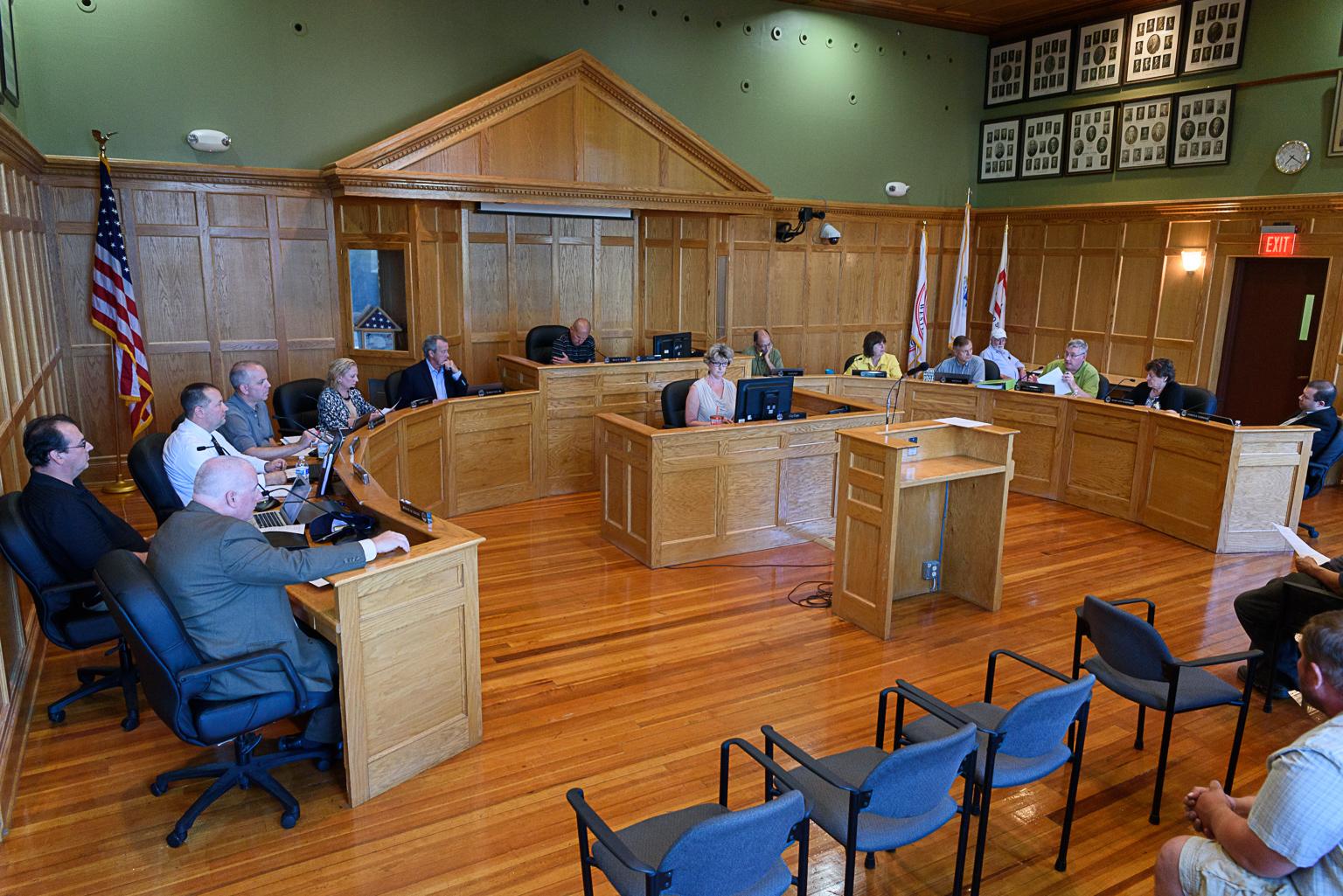 Taxes on agenda for City Council Thursday