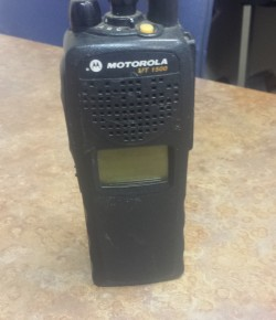 Westfield Police give WSU Police radios