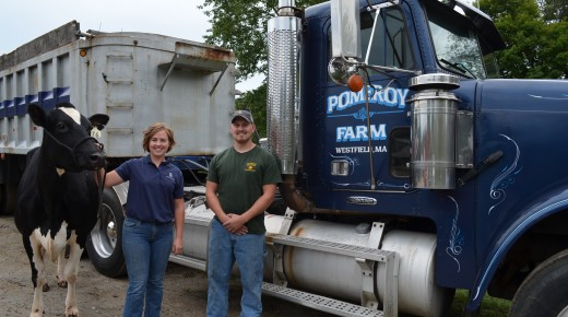 Pomeroy Farm Chosen To Lead Big E Parade