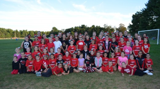City Spirit Shines At Westfield Youth Cheer