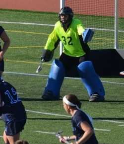 Keene tops field hockey