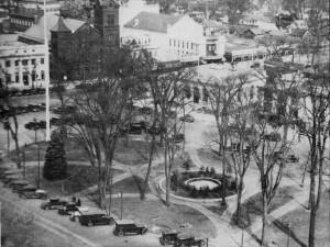 Westfield Green, 1930.
