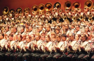 The Minuteman Marching Band
