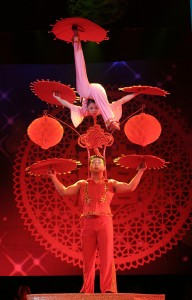 The Shanghai Acrobats will appear on the UMass Fine Arts Center roster
