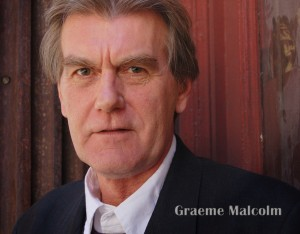 Graeme Malcom plays King Lear at Connecticut Repertory Theatre.