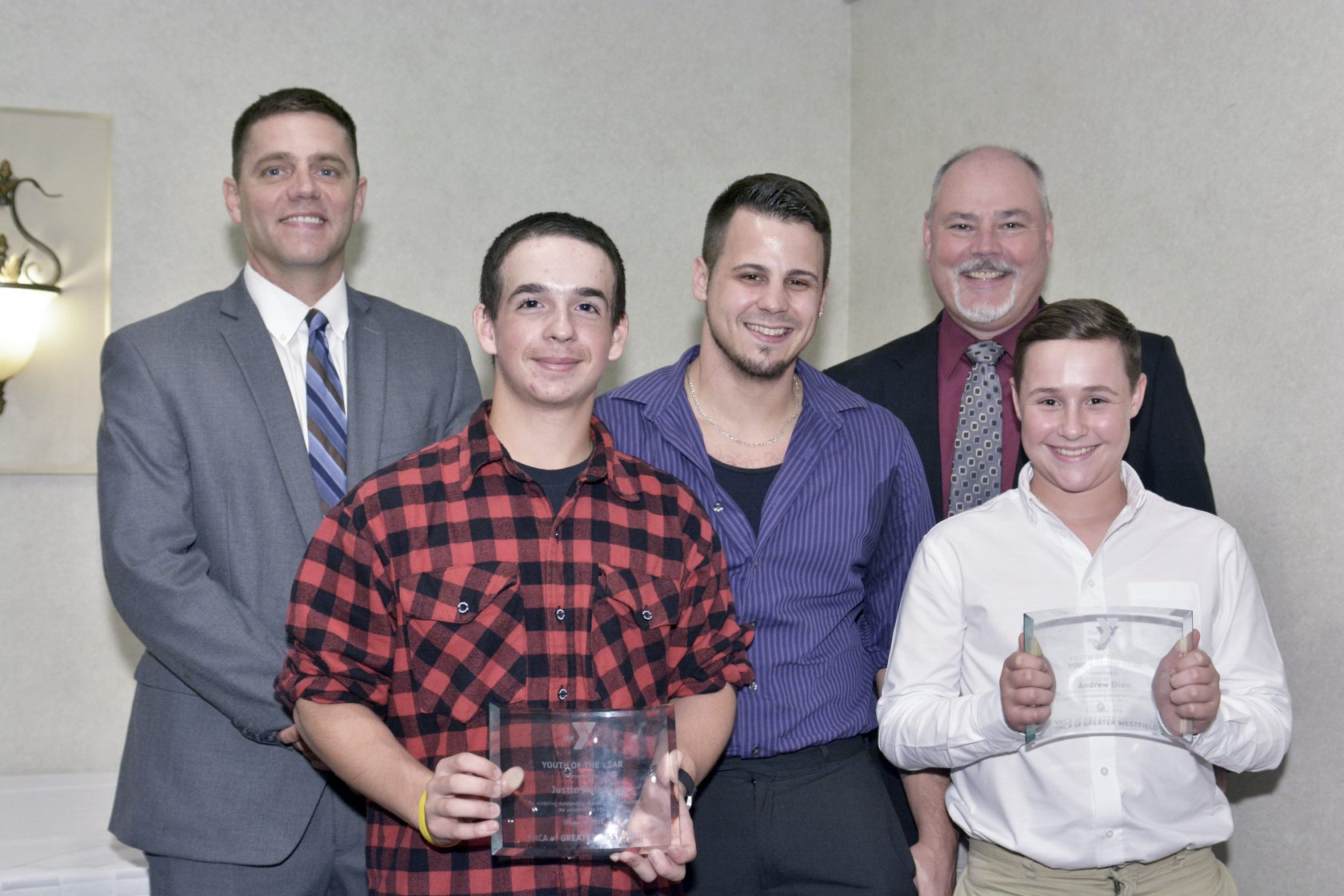 YMCA of Greater Westfield holds Annual Awards Dinner