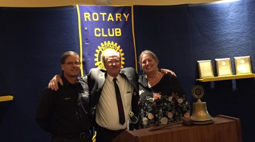 Southwick Rotary Club honors three recipients