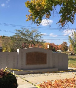 New stone for veterans to be unveiled on Veterans Day