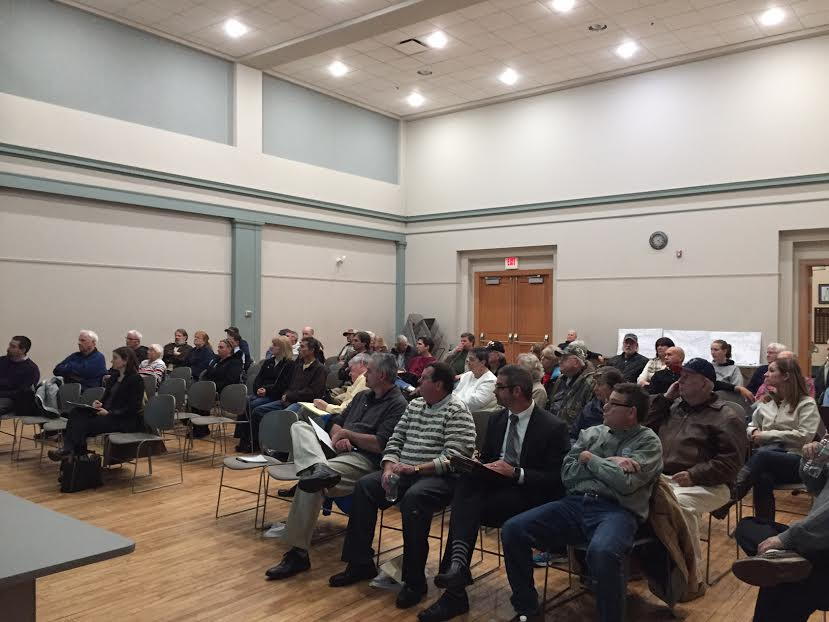 Information hearing held for major Southwick project