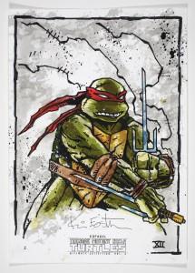 Teenage Mutant Ninja Turtles at the Springfield Museums